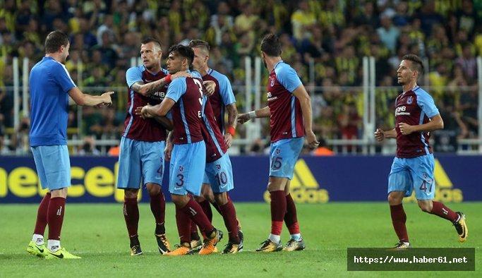 Diğerleri Trabzonspor'a yabancı