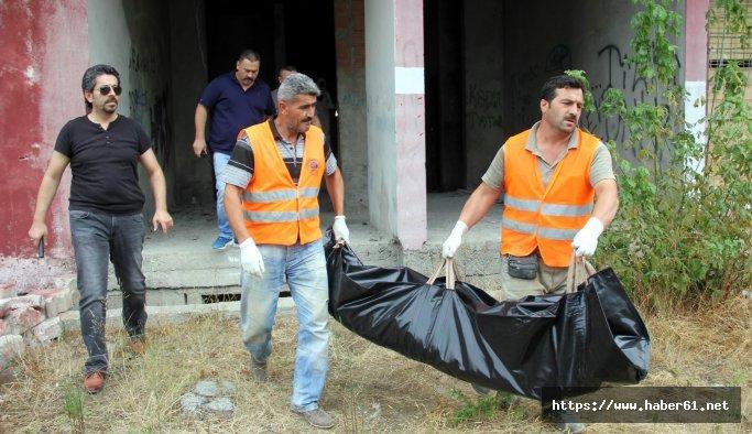 Karadeniz'in o ilinde çürümüş ceset bulundu