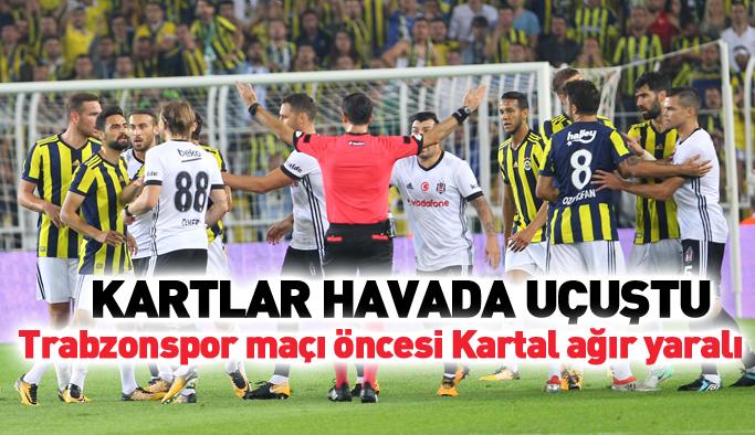 Beşiktaş kızardı: Tam 3 oyuncu eksik...