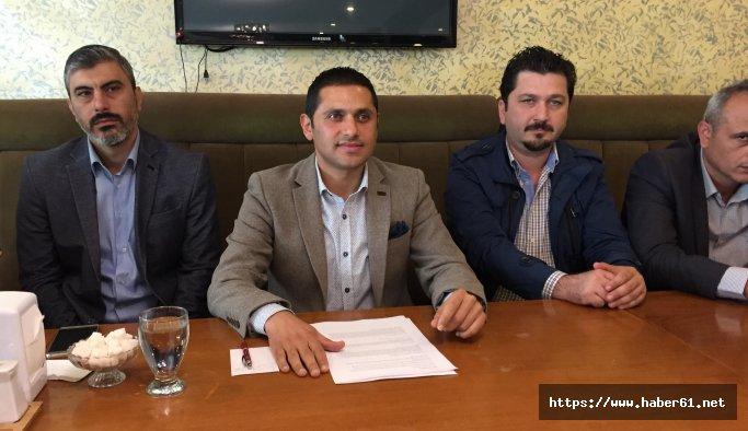 AK Partili başkan görevden alındı