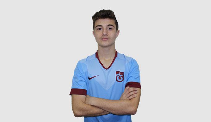 Trabzonspor'da Ebrar Cumur ilk kez...