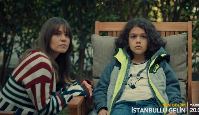 İstanbullu Gelin 22. bölüm fragmanı yayınlandı mı?