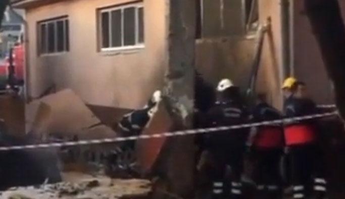 Okulun kazan dairesinde patlama: 1 ölü, 6 yaralı