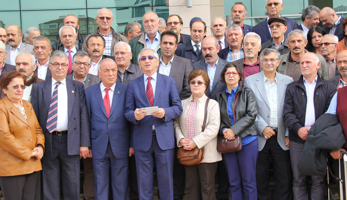 CHP Trabzon'dan o cezaya itiraz geldi!