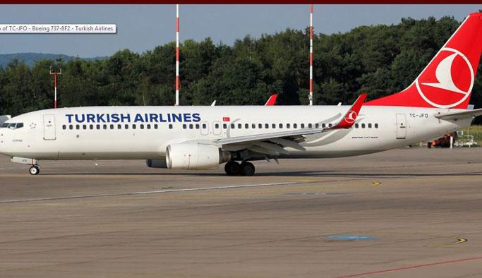 Erzurum Uçağı inemedi