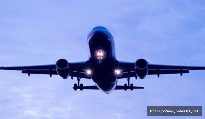 THY Paris uçağı geri döndü