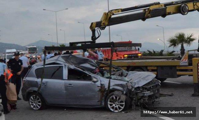 Trabzon'da en çok nerede kaza oluyor?