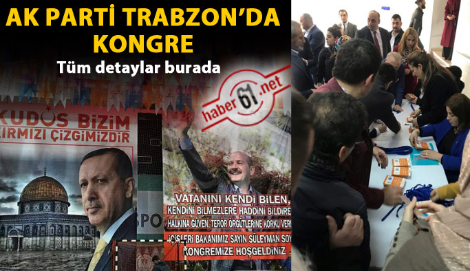 AK Parti Ortahisar'da kongre günü