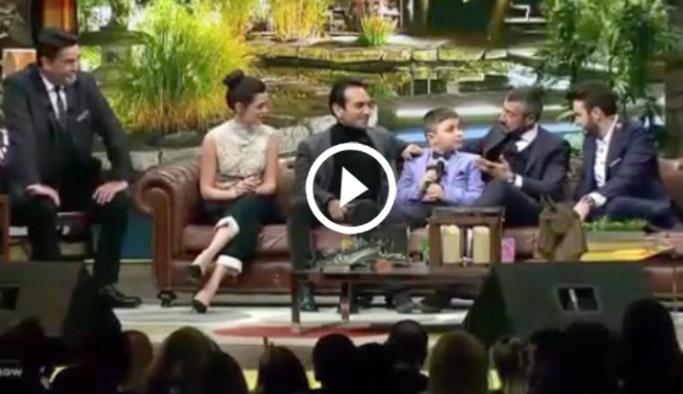 Aşık olduğu kızı babasından isteyen Trabzonlu Yusuf Beyaz Show'da