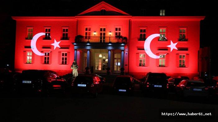 Türkiye'nin Salzburg başkonsolosluğuna saldırı!