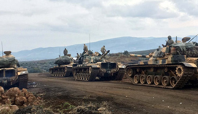 Afrin'de üsteğmen Oğuz Kaan Usta şehit oldu!