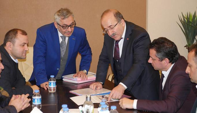 """""""Trabzon'da dev bütçeli işler yapıyoruz"""""""