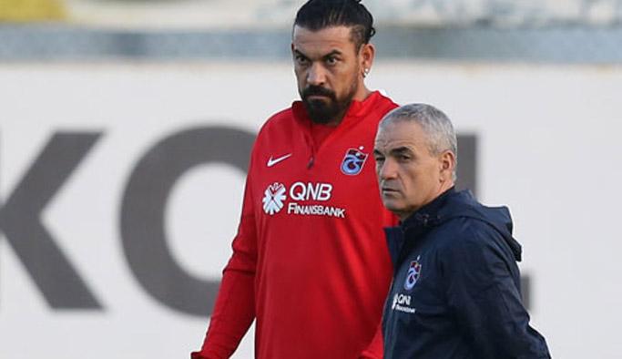 Trabzonspor'un hocası Servet Çetin beraat etti