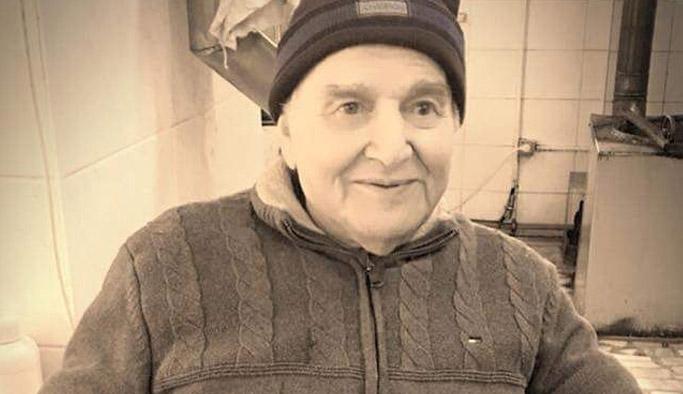 Trabzon'da Beton Helva'nın kurucusu hayatını kaybetti
