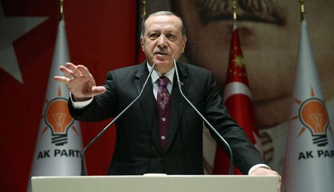 Erdoğan'dan dünyaya 'Afrin' mesajı!