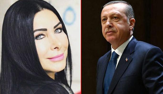 Nuray Yerlitaş'a Erdoğan sahip çıktı