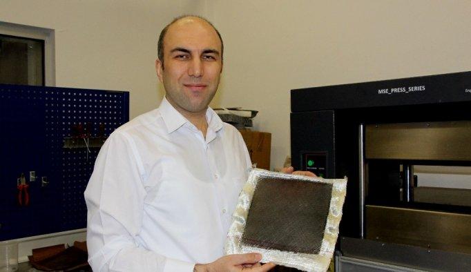 Dünyanın en sağlam malzemelerinden biri Türkiye'de üretildi