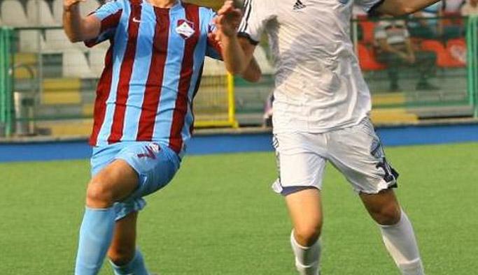 Gol yağmurunda kazanan 1461 Trabzon