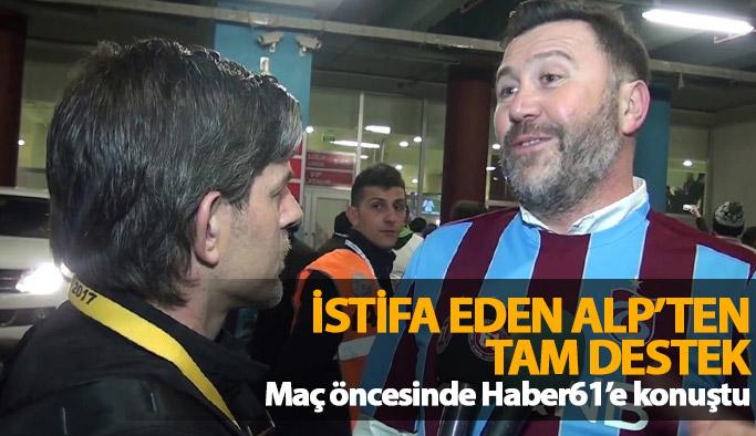 Alp: Trabzonspor kazanacak