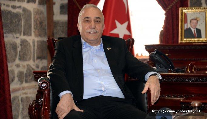 Bakan Fakıbaba: Kürtler benim canım, kardeşimdir