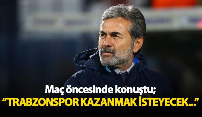 Kocaman: Trabzonspor kazanmak isteyecek