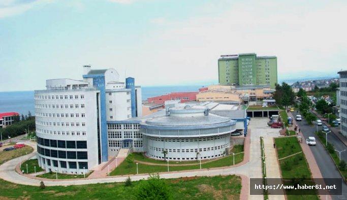 KTÜ Tıp Fakültesi'ne hasta yağıyor