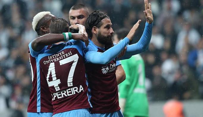 Trabzonspor'da kenetlenme