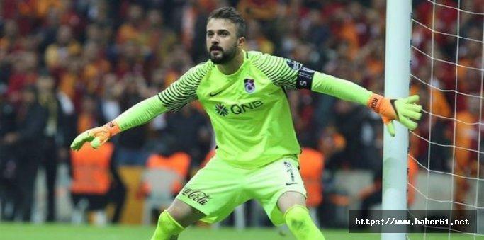 Trabzonspor'un kaptanı Onur: Keşke o pozisyonu çıkarabilseydim...