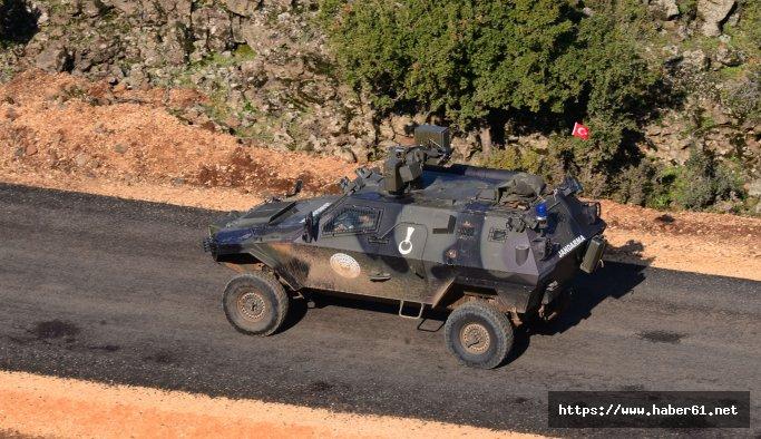 TSK açıkladı: Zeytin Dalı Harekatı'nda 9. gün bilançosu