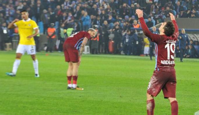 Galibiyet hasreti büyüyor! Trabzonspor zirveden uzaklaşıyor