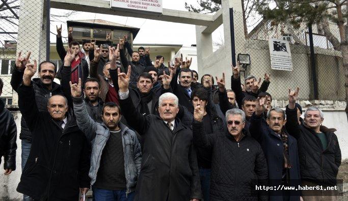 MHP'li ve Ülkü Ocaklılar gönüllü askerliğe başvurdu - Gümüşhane haberleri