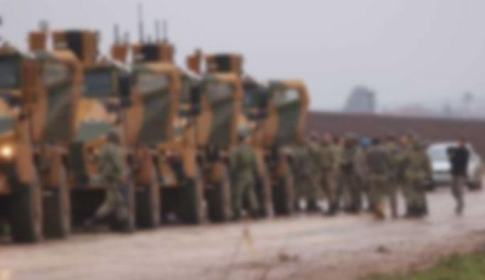 İdlib'de TSK konvoyuna saldırı: 1 şehit