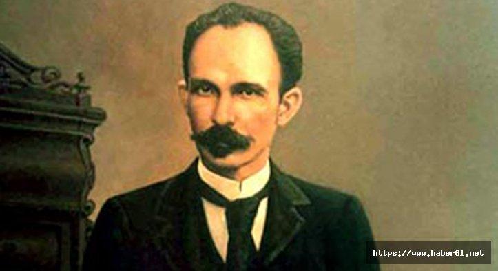 Jose Marti 165. doğum gününde anıldı