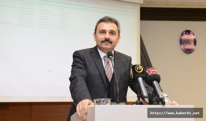 Son dakika... Çorum Belediye Başkanı Muzaffer Külcü istifa etti