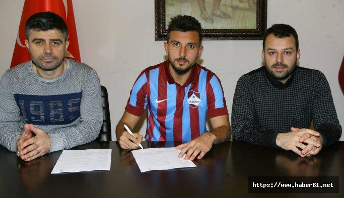 1461 Trabzon'dan yeni transfer