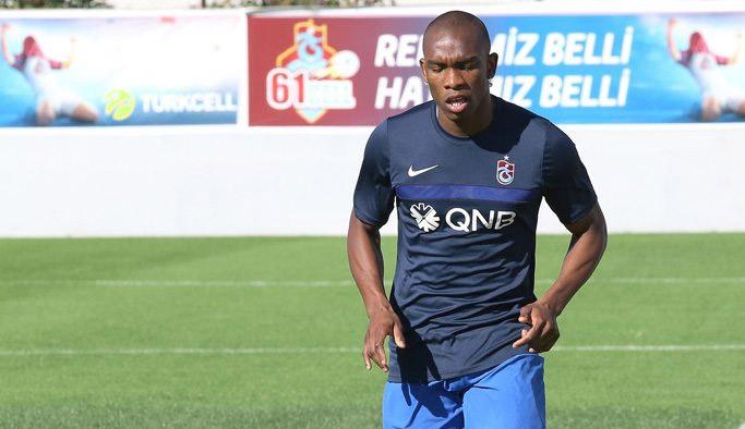 Trabzonspor'da Castillo gidebilir!