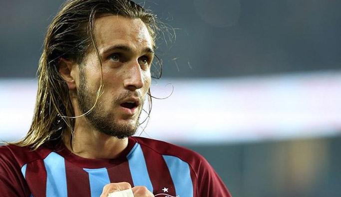 Trabzonspor'da Yusuf'a terapi