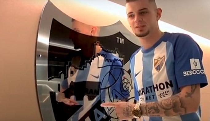 Trabzonspor'un ilgilendiği isim imzayı attı