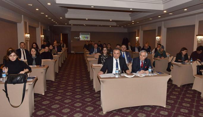 44 oda ve borsa Trabzon'da bir araya geldi