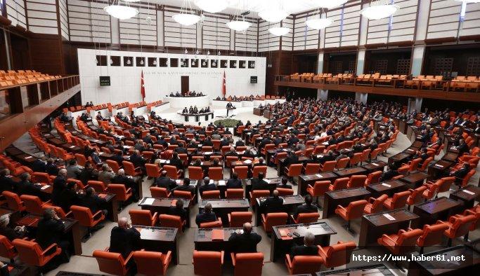 7 OHAL KHK'sı Meclis'ten geçti