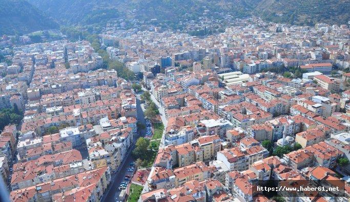 Manisa en kalabalık 14'üncü şehir- Manisa haberleri