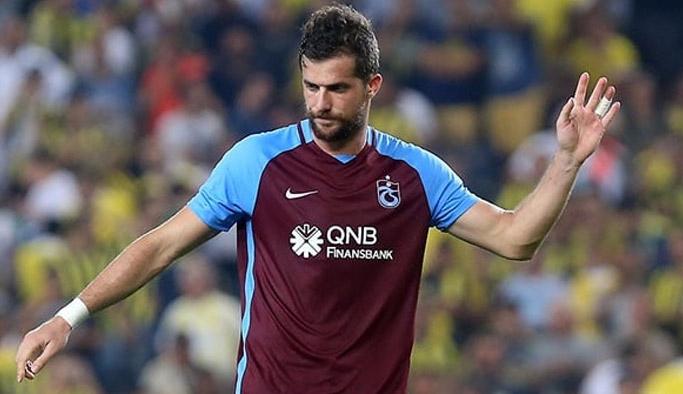 Trabzonsporlu futbolcu idmana çıkamadı!