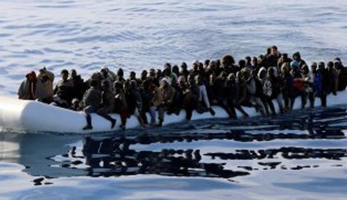 Göçmen faciası: Onlarca kişi öldü