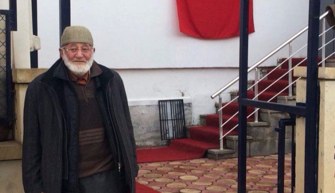 84 yaşında, Afrin'e gitmek için dilekçe verdi