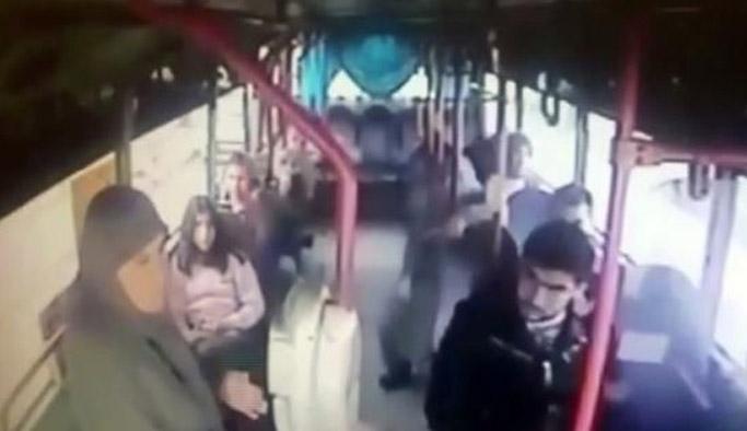 Şehit annesine hakaret eden şoför tutuklandı!