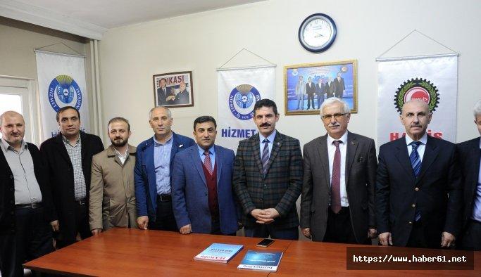AK Parti Ortahisar İlçe Başkanı Altunbaş'tan bürokrasiye taşeron çıkışı
