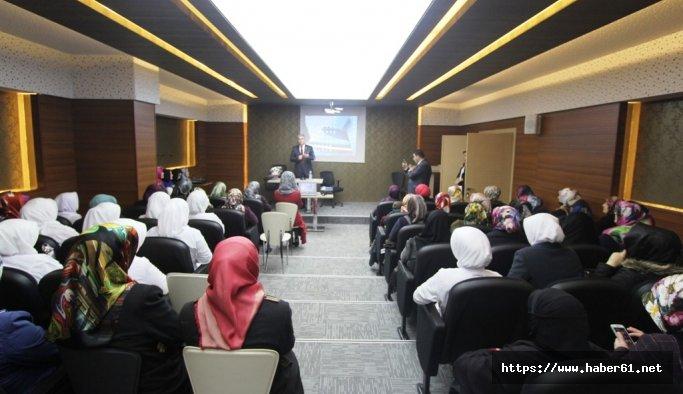 Bayburt'ta Kadınlar gününe özel program