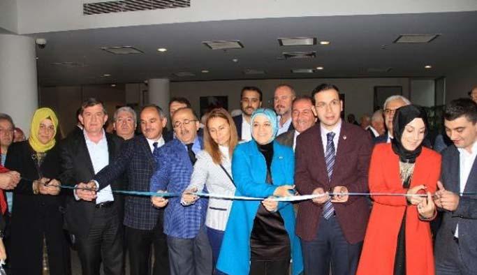 AK Parti Trabzon'da sular durulmuyor