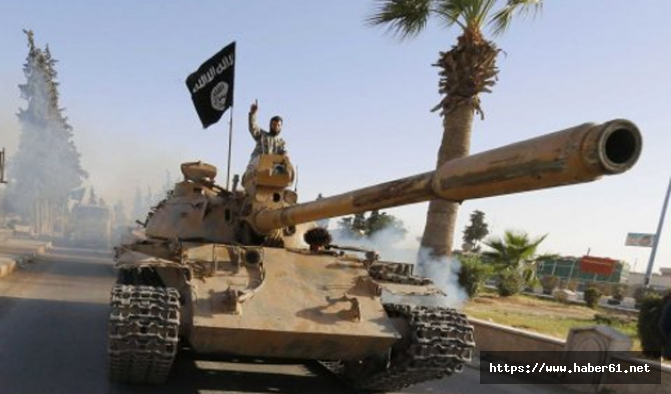 Esad'ın polisi ve DEAŞ'ın tankçısı Adana'da yakalandı