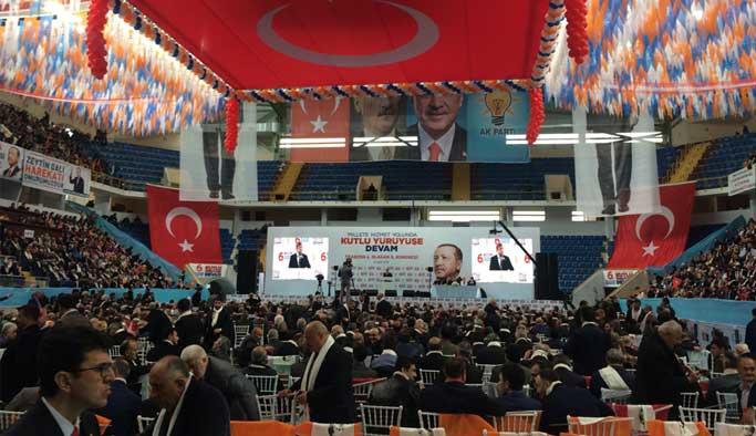 AK Parti Trabzon'da kongre heyecanı